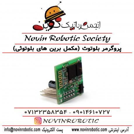 پروگرمر بلوتوث (مکمل برین های بلوتوثی)